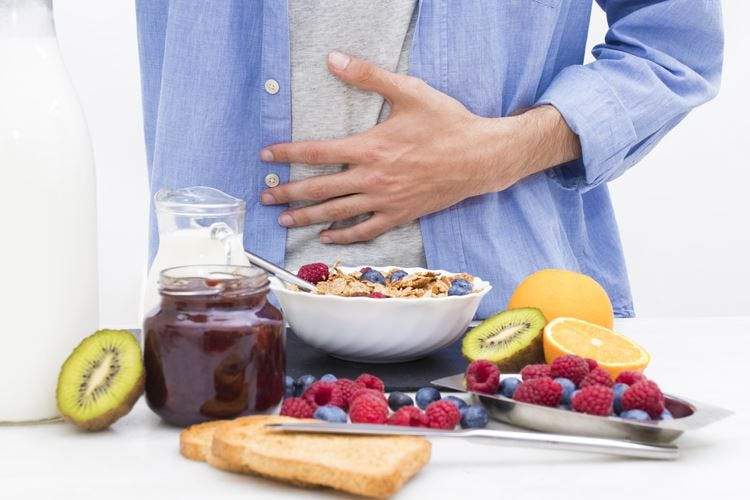 Sport e dieta sana, la ricetta per pulire l'intestino dopo le ferie