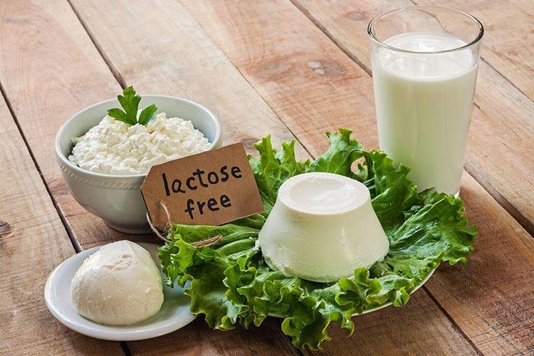 Intolleranza al lattosio Sempre attenzione all'etichetta