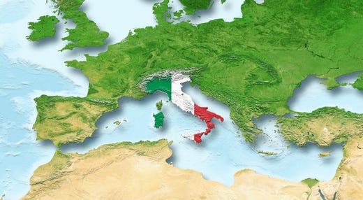 Agricoltura turismo e cultura le virt sprecate dell 39 italia italia a tavola - Le virtu in tavola ...