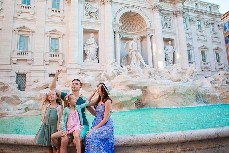 L'Italia conquista gli inglesi Sale la spesa dei turisti: +15,6%