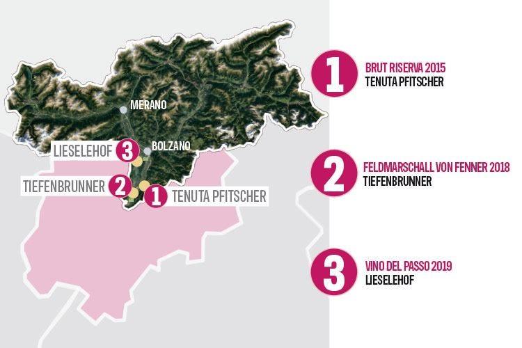 £$L'Italia del vino$£ Alto Adige e cucina mediterranea