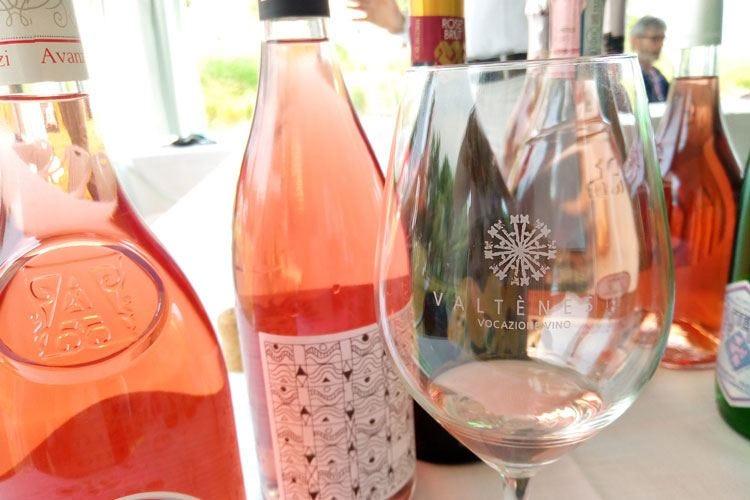 Italia in Rosa, 11ª edizione Tre giorni di degustazioni e masterclass