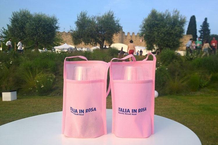 """""""Italia in Rosa"""", 12ª edizione In vetrina 261 etichette"""