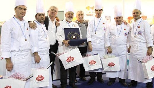 """La squadra della Campania vince il Campionato """"L'Italia nel piatto"""""""