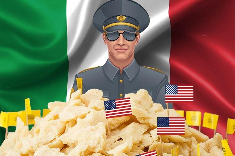 L'italian sounding dilaga nel mondo Vale 3 volte l'export alimentare italiano
