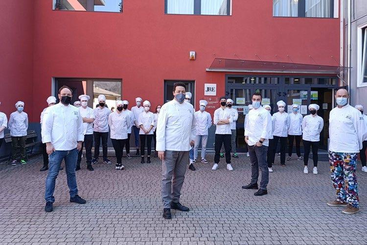 Jeunes Restaurateurs e l'Artusi per la formazione dei giovani