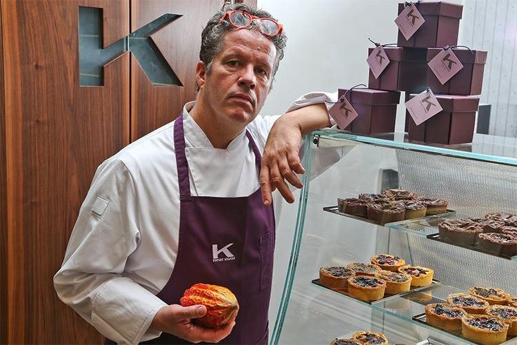 Knam, il pasticcere più amato d'Italia: «A fare colpo sono i dolci che sforno»