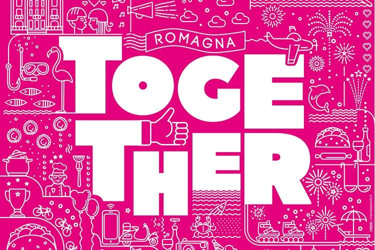 """La Notte Rosa 2017 è """"Together"""" A luglio la festa dell'estate italiana"""