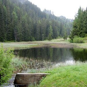 A Pitztal laghetti naturali e cascate per bagni eco-correct