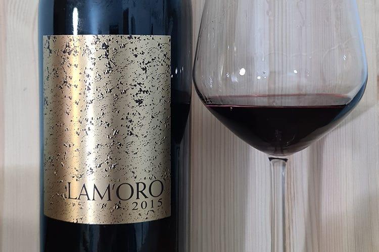 Ripartiamo dal vino Lam'Oro 2015 Lamole di Lamole