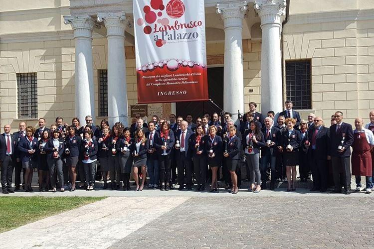 Lambrusco a Palazzo A Mantova 200 etichette