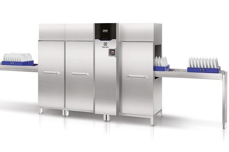 Con Electrolux Professional il lavaggio è green&clean