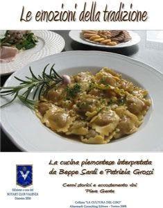 Le emozioni della tradizione 36 ricette della cucina piemontese