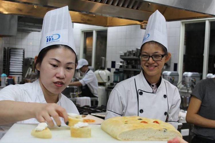 Lezioni di cucina italiana a Taiwan Dieffe forma gli aspiranti chef asiatici