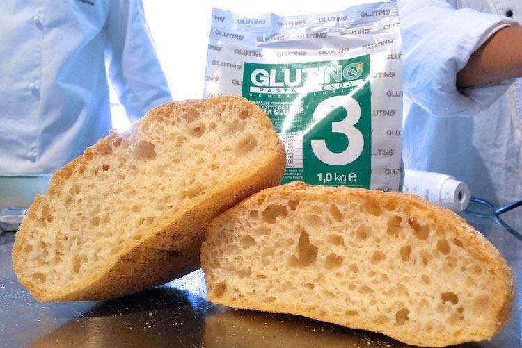 """""""Lievito madre senza glutine""""Un corso alla Scuola del Molino"""