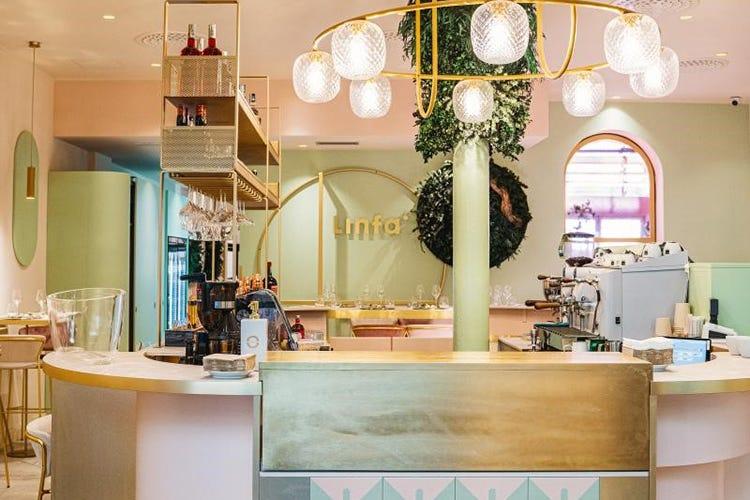 Linfa Milano - Eat Different, ristorante di nuova concezione e di ispirazione internazionale Nuova Linfa a Milano con la rivoluzione 100% vegetale