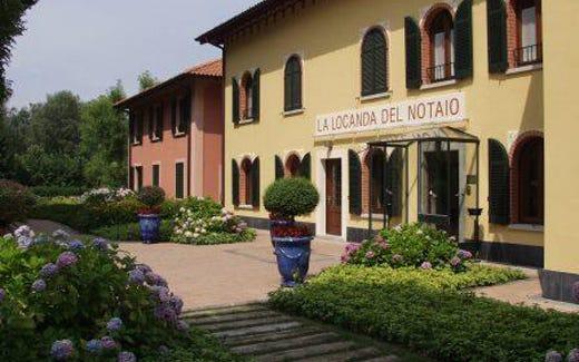 Luigi taglienti con edoardo fumagalli cena a 4 mani alla for Pasticceria fumagalli