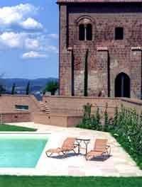 Locanda Palazzone, sulle colline di Orvieto per una vacanza all'insegna del benessere