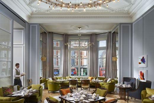 La maison d'alta moda Chloé debutta al Mandarin Oriental di Londra