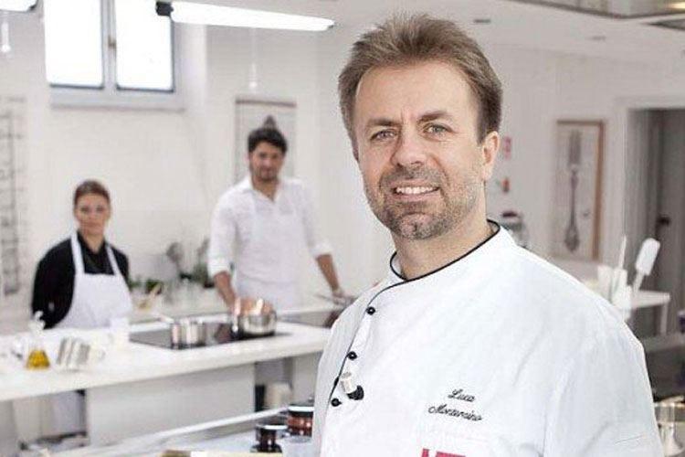 Luca Montersino entra nell'Accademia che promuove l'alimentazione salutista