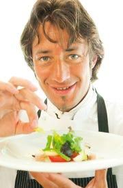 Gli chef duettano con luigi taglienti per un settembre di for Luigi taglienti chef