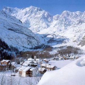 Offerte speciali per gli sciatori A Macugnaga sulle piste a 1 euro