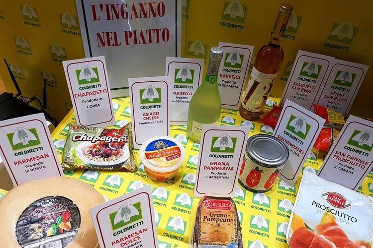 Made in Italy nel mondo Due prodotti su tre sono falsi