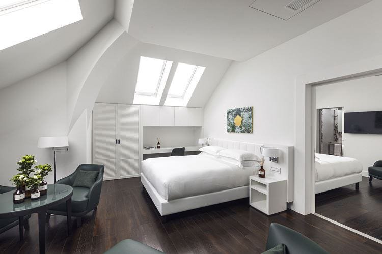 Milano, nuove suite al Magna Pars
