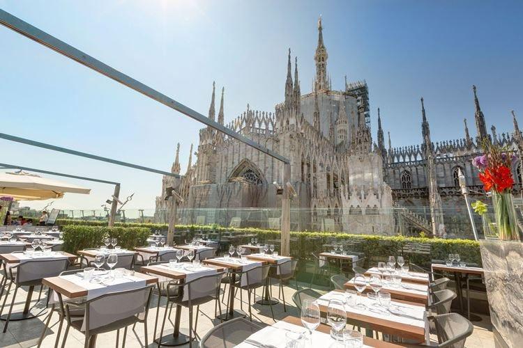 Milano, per il Maio Restaurant è tempo di restyling