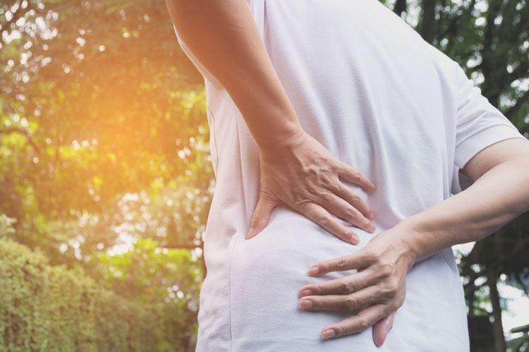 Ernia o protusione Cause comuni del mal di schiena