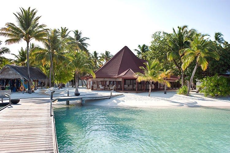 Diamonds athuruga e thudufushi per un soggiorno da sogno for Soggiorno alle maldive
