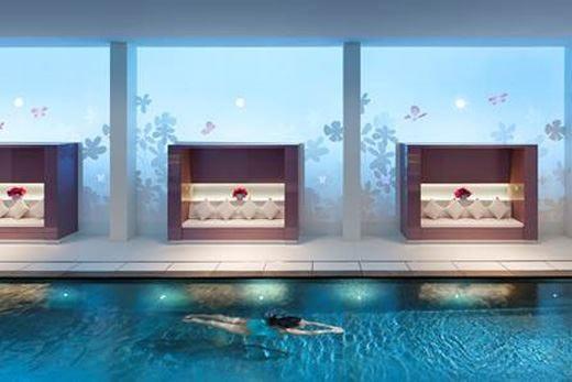 Il Mandarin di Parigi lancia £$Zen & the City$£ Programma wellness con aperitivo olistico