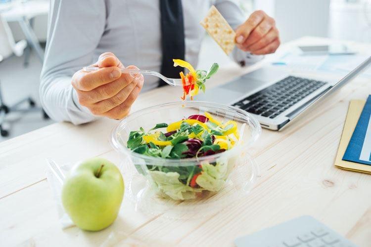 Mangiare sano in pausa pranzo Accordo tra Fipe e Ministero