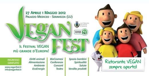 I vegani in festival in Versilia A Canzian la direzione artistica