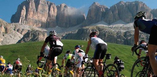 Un piatto sano, gustoso e giusto per affrontare le Dolomiti in bicicletta