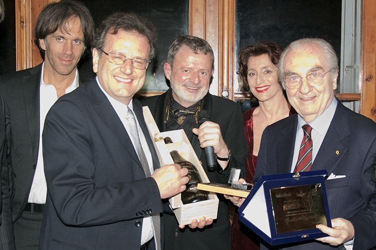 Numero uno per stile e formazione Tutta l'Italia onora Gualtiero Marchesi