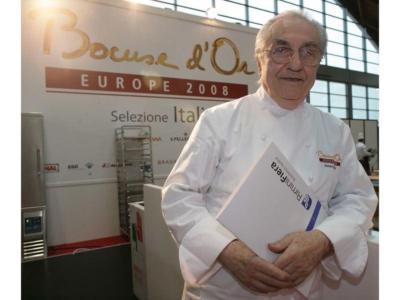 Schiaffo di Gualtiero Marchesi alla Michelin: rinuncia alle stelle