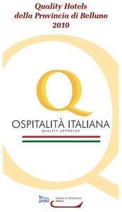 Consorzio turistico Dolomiti stars Marchio di qualità a 18 hotel
