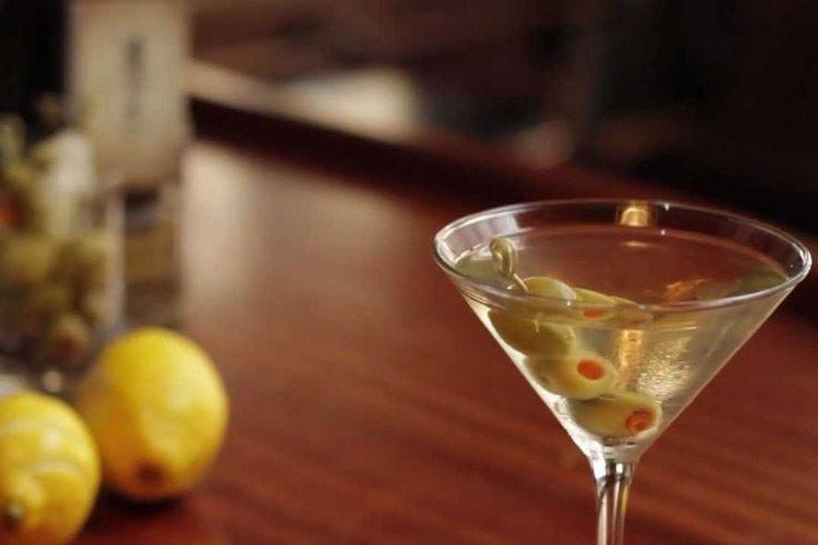 Il Martini sale in cattedra al Baretto dell'Hotel d'Inghilterra
