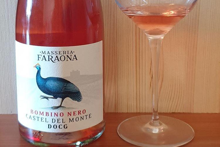 £$Ripartiamo dal vino$£ Bombino Nero Masseria Faraona