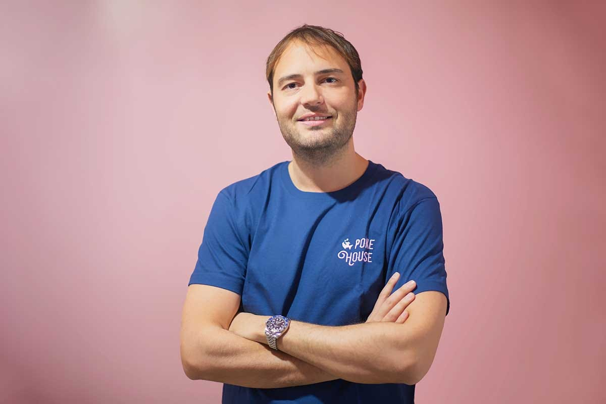 Matteo Pichi, fondatore di Poke House Poke, il piatto hawaiano che fa volare l'Italia all'estero