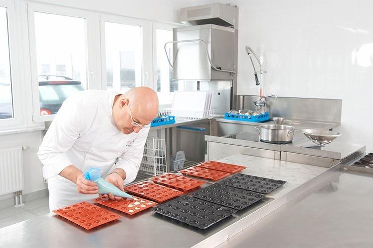 Sistemi di lavaggio su misura La ricetta Meiko per fornai e pasticceri