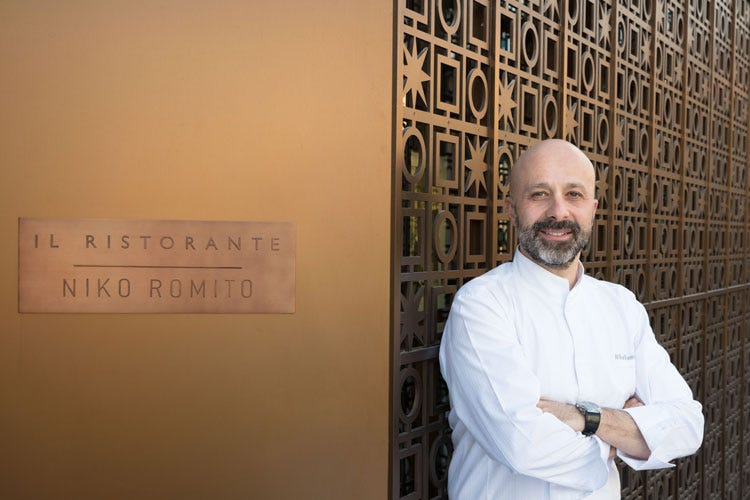 Niko Romito (The World's 50 Best Restaurants 51-120, tre new entry italiane)