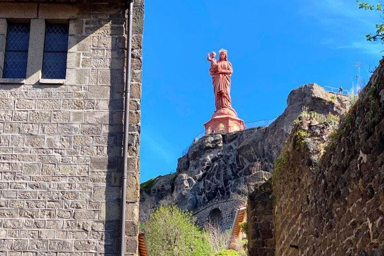 Le meraviglie di Le Puy-en-Velaytra Medioevo e Rinascimento