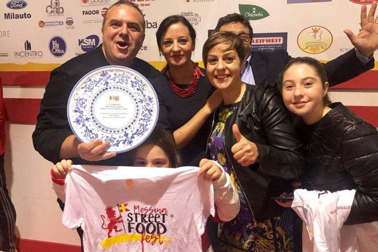 Messina Street Food Fest Vince il panino di Giuseppe Oriti