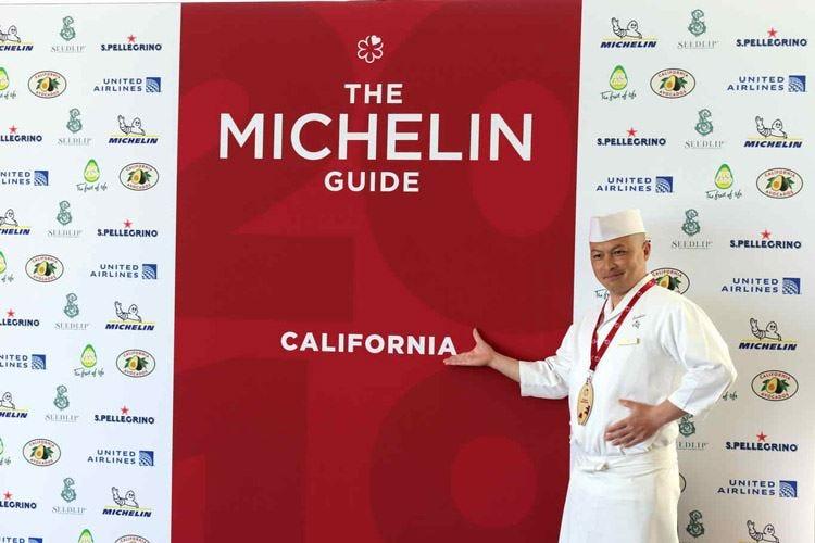 La Michelin sbarca in California e assegna 118 nuove stelle