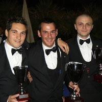 Miglior sommelier Ais di Romagna È Rudy Travagli del Kalumet in centro