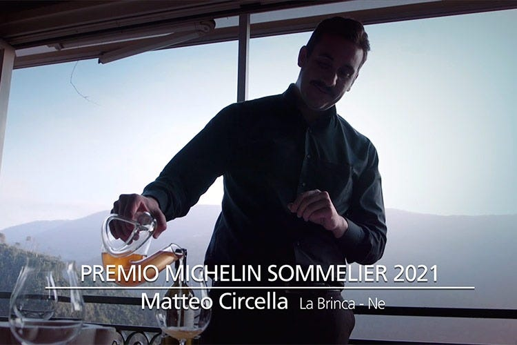Matteo Circella - Guida Michelin Italia 2021 Il liveblogging con le nuove stelle