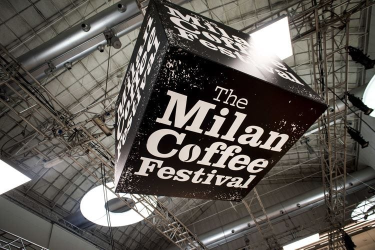 Milan Coffee Festival Tre giorni per celebrare il caffè