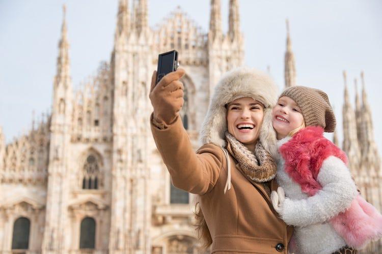 Milano regina di Capodanno È la più cliccata sui social